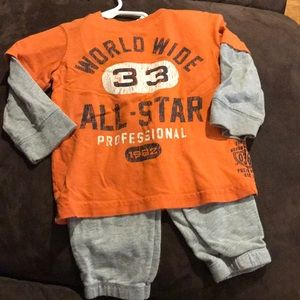 Infant All-Star Outfit